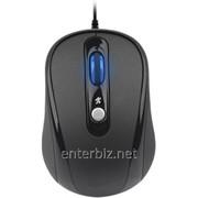 Мышь A4Tech D-250X Black USB Holeless фото