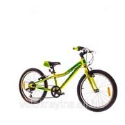 """Велосипед 20"""" Formula lime 2016 фото"""