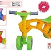 Ролоцикл на четырех колесах (велосипед без педалей) фото