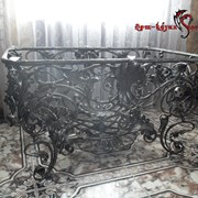 кованая мебель фото