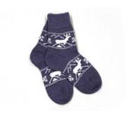Носки детские Н401-05 сиреневый фото