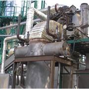 Установка газификации углеродсодержащего сырья во взвешенном состоянии (УГУВ) фото
