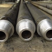 Труба бурильная с приваренными замками БТ 88,9х6,5-11,4 группа Д ГОСТ Р 502 фото