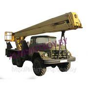 Аренда автовышки 22 метра (ВС-222) фото