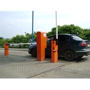 Автономная система платного паркинга pay-n-go фото