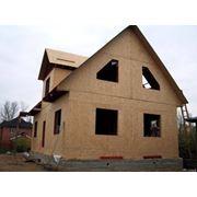 Строительство монолитных каркасных домов фото