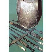Изготовление холодного оружия под заказ (сувенирного подарочного) фото
