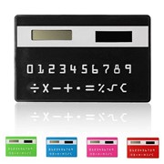 Ультратонкий портативный мини-калькулятор фото