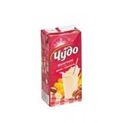 Молочный напиток ЧУДО стерилизованный банан/карамель, 2% 950г фото