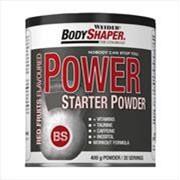 Weider Power Starter Powder. Таурин + кофеин + инозитол + витамины 400 гр. фото