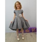 Детское нарядное платье - Анжелика фото