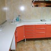 Мебель для медицинского кабинета.Гарнитур № 125. фото