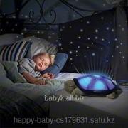 Ночник детский Merry Черепаха Звездное небо фото