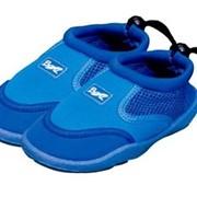 Туфли для пляжа и бассейна Banz, синие фото