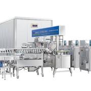 Экструзионная линия по производству мороженого фото