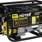 Бензиновый электрогенератор Huter DY2500L фото