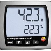 testo 608-H2 Термогигрометр  с LED-сигнализацией фото