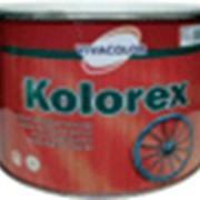 Средство из природного масла на базе алкида для защиты древесины Kolorex фото