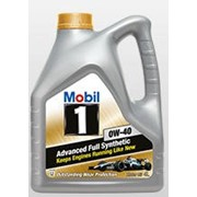 Моторное масло Mobil 1™ 0W-40 фото
