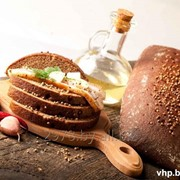 Хлеб Бородинский аппетитный (заварной) 0,8 кг замороженный фото