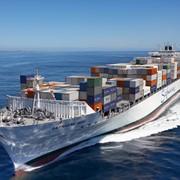 Морская грузоперевозка фото