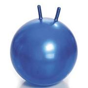 Мяч детский (фитбол) с рожками M-355 фото