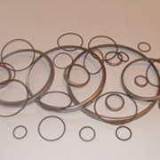 Штамповка металлической арматуры (каркаса) фото