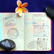 Помощь в оформлении шенген визы фото