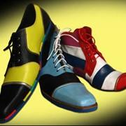 Пошив обуви. Пошив танцевальной, хоровой, бальной, эскизной театральной и цирковой обуви. фото