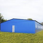 Здание модульное фото