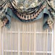 Дизайн и индивидуальный пошив штор фото