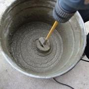 Цементно-песчаный кладочный раствор М-100 фото