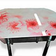 Стол обеденный стол «Японская вишня» фото