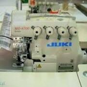 Промышленная швейная машина Juki МО-6716S (5-и ниточный) фото