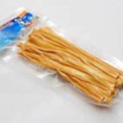 Сыр Чеддер - Спагетти-соломка копчёная, 100 г фото