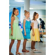 Платья детские фото