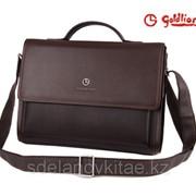 Мужская сумка, кожа, МС023 фото