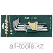 Набор 6-гр. ключей длинных - 10пр Код:5102XL фото