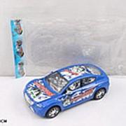 Синяя машина в пакете 81018 фото