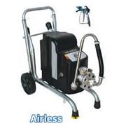 Окрасочное оборудование покрасочный аппарат высокого давления Airless 6835 (3.5L) фото