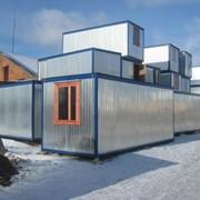 Блок-контейнеры, с усиленным каркасом фото