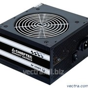 Блок питания Chieftec RETAIL Smart GPS-500A8,12cm fan,a/PFC,24+4,2xPeripheral,1xFDD,3xSATA,1xPCIe фото