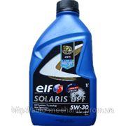 Моторное масло ELF Solaris DPF 5W30 (1 Liter) фото