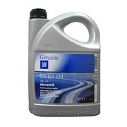Моторное масло General Motors 5W-30 Dexos2 Longlife (5 Liter) - 19 42 003 фото