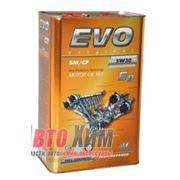 EVO 5W30 E9 SM/CF 4л. фото