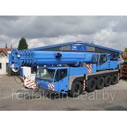 Аренда автокрана 100 тонн Terex Demag AC100/4 фото