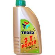 Масло для двухтактных двигателей TEDEX 2T POWER semithyntetic цена (0,6 л) Киев фото