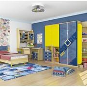 Детская комната Джинс фото