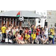 Организация показательных выступлений и спортивных мероприятий на роликах и коньках фото