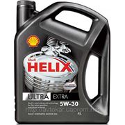 Синтетическое масло Shell Helix Ultra Extra 5W30 / 4л. фото